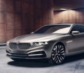 BMW Gran Lusso Coupe – неостварена желба на секој љубител на автомобили