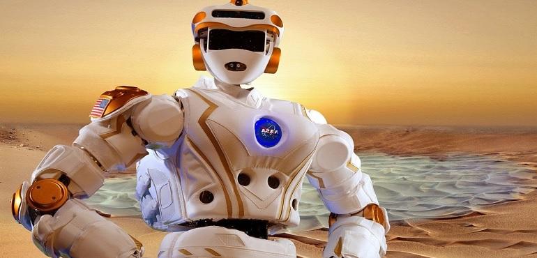 Витезот на Црвената планета: Запознајте го Валкира, првиот робот кој ќе зачекори на површината на Марс
