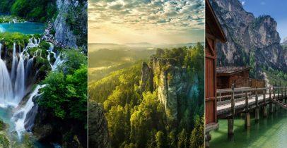 Национални паркови во Европа кои вреди да ги посетите