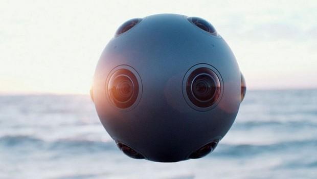 """Nokia Ozo"" камера"