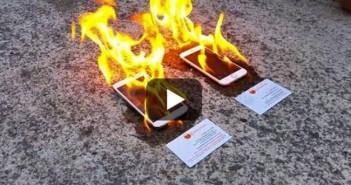 iPhone 6 и Samsung Galaxy S5