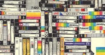 VHS касети
