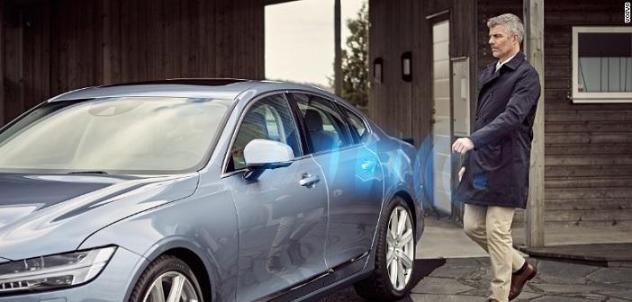 Волво ќе биде првиот автомобил кој ќе работи без клучеви