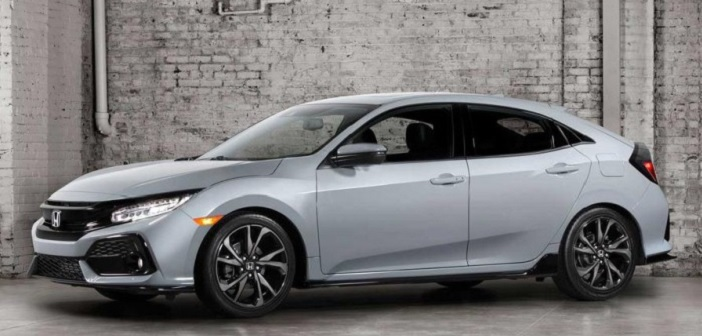 Официјално: Запознајте го новиот Honda Civic